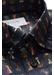 Egyptian tarot cards print flannel shirt - contemporary fit - Eton