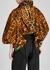 Venus leopard-print satin jacket - Dries Van Noten