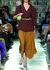 Jodie brown wool-blend blazer - Rejina Pyo