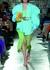 Julia turquoise cotton-blend shirt - Rejina Pyo