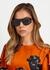 Tortoiseshell D-frame sunglasses - Givenchy