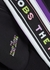 Black logo-jacquard jersey track jacket - Marc Jacobs
