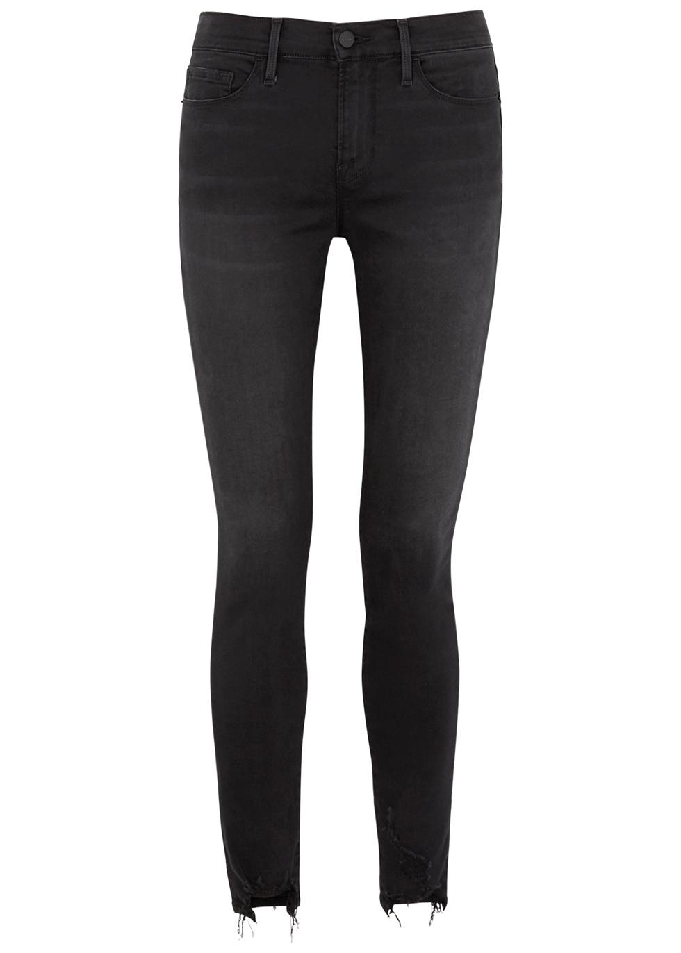 Le Skinny De Jeanne black jeans