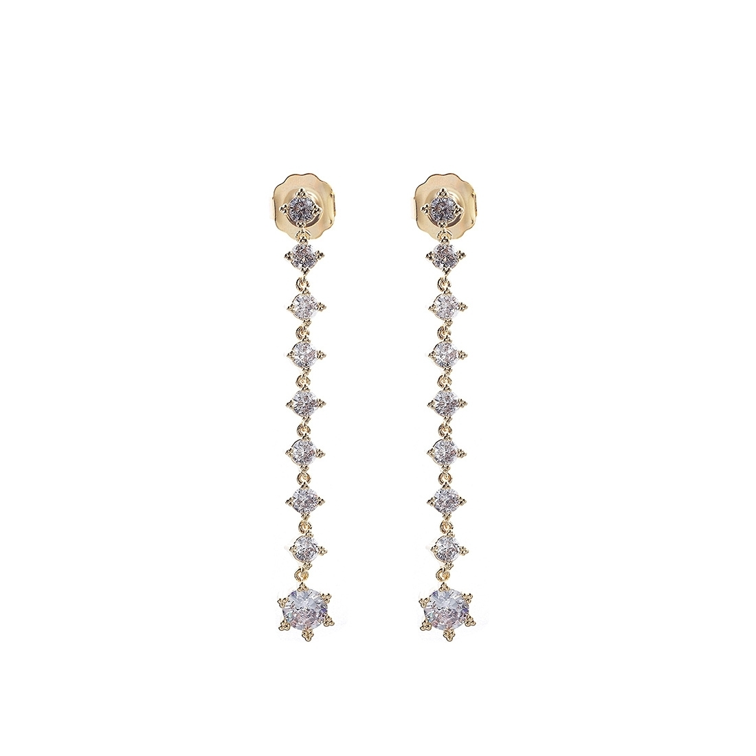 Bridal Shoes Harvey Nichols: MeMe London Josette Earrings