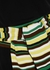 Black belted jersey jumpsuit - M Missoni