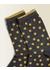 Lurex polka dot socks - Jigsaw