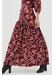 Berry anni heart silk-twill skirt - Chinti & Parker