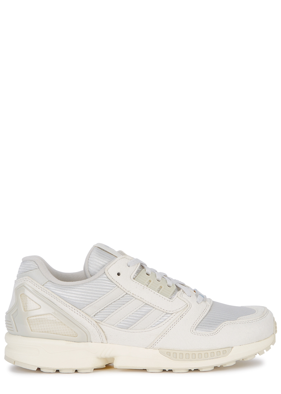 ZX 8000 off-white mesh sneakers