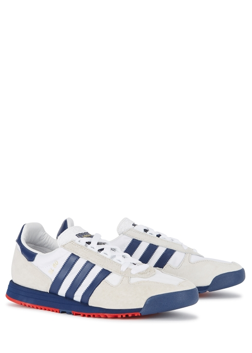 Adidas Originals Low tops SL 80 off-white panelled sneakers