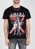 Mötley Crüe black cotton T-shirt - Amiri