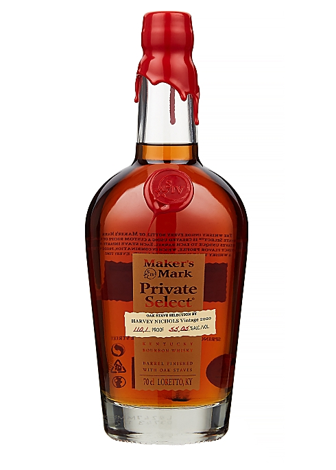 Harvey Nichols Private Select Bourbon Whisky 2020