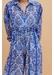 Arabian nights silk boiler suit - Paolita