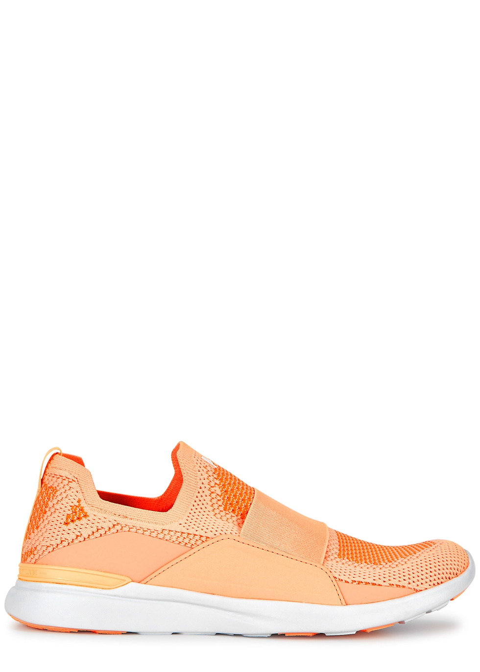 sneakers peach