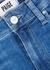 Hoxton Ankle dark blue straight-leg jeans - Paige