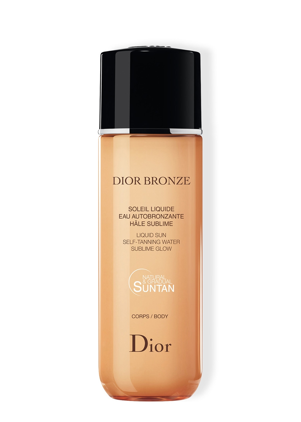 Dior Bronze Liquid Sun Self-tanning Water