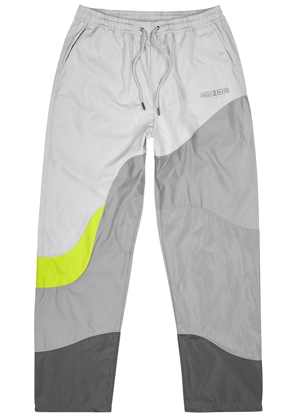 Huka grey shell sweatpants