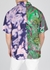 Hymie contrast printed shirt - Daily Paper