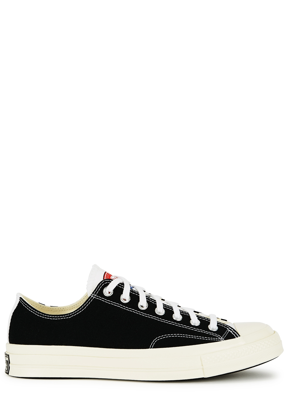 Chuck 70 panelled canvas sneakers