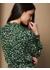 Mini rose print bow blouse - Winser London