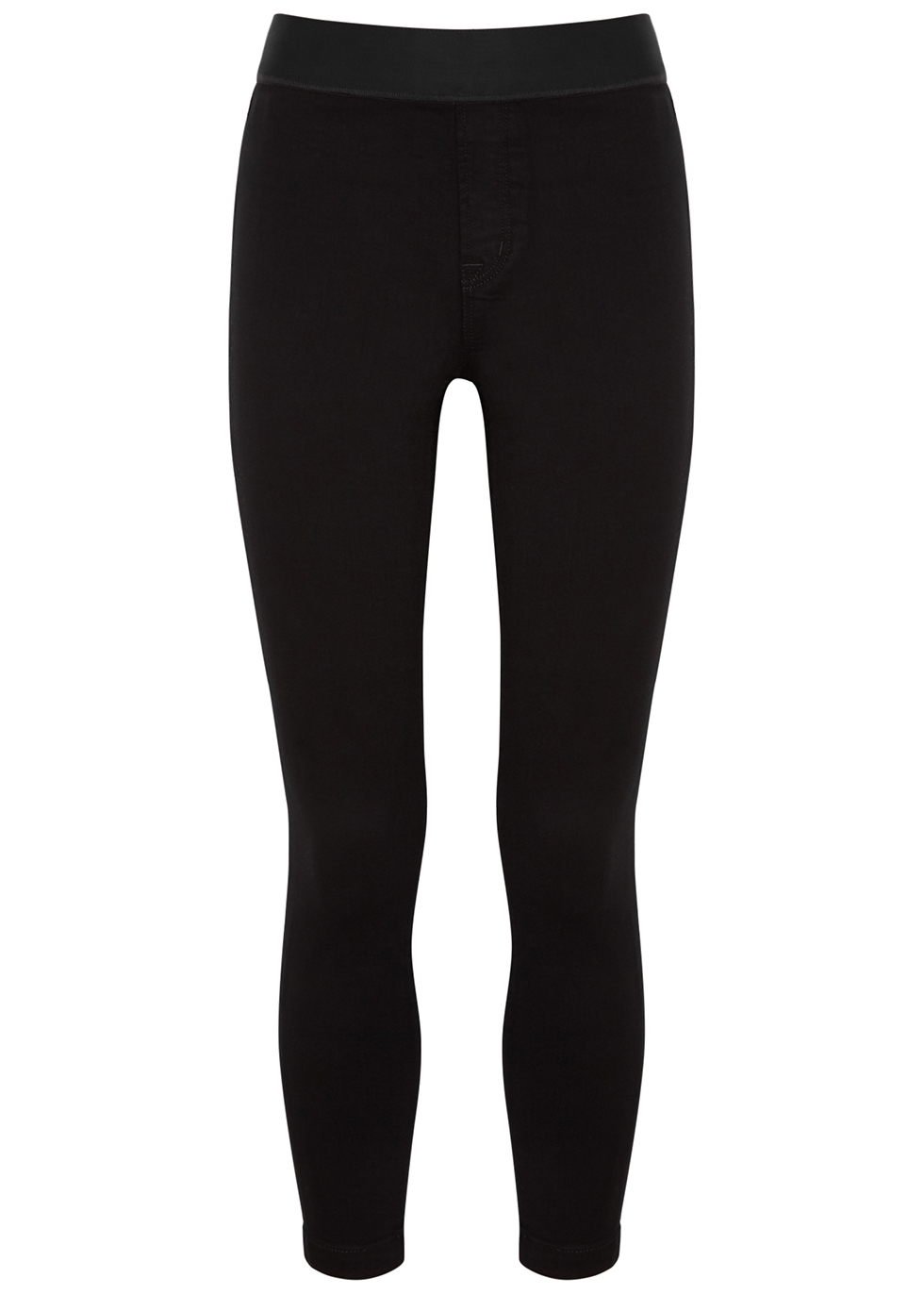 Dellah black skinny jeans