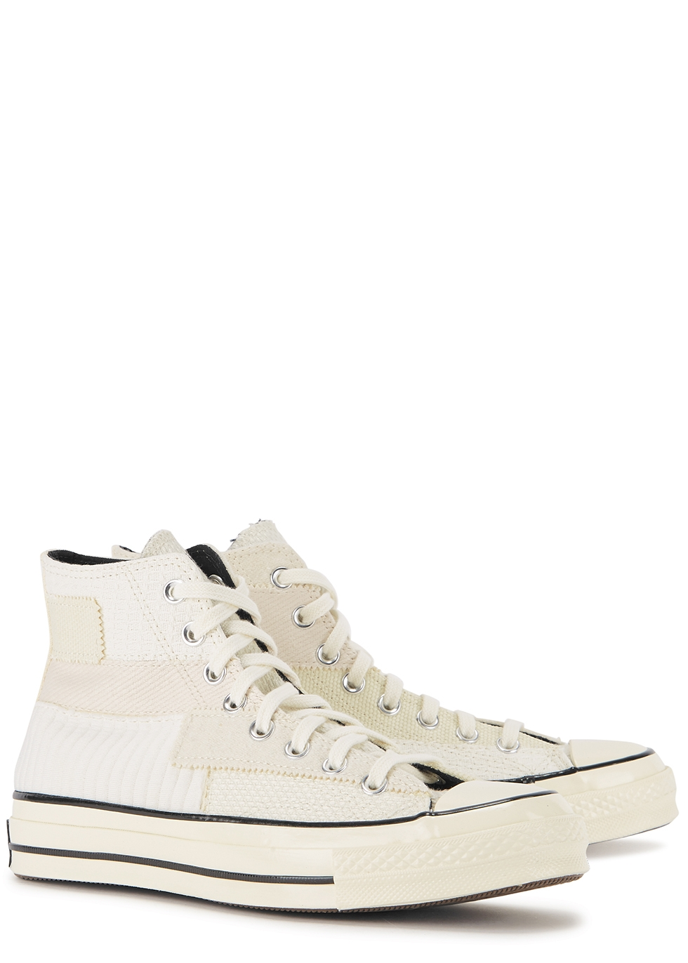Converse Chuck 70 off white patchwork