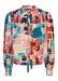Maisie pussy bow blouse in multicoloured - Traffic People