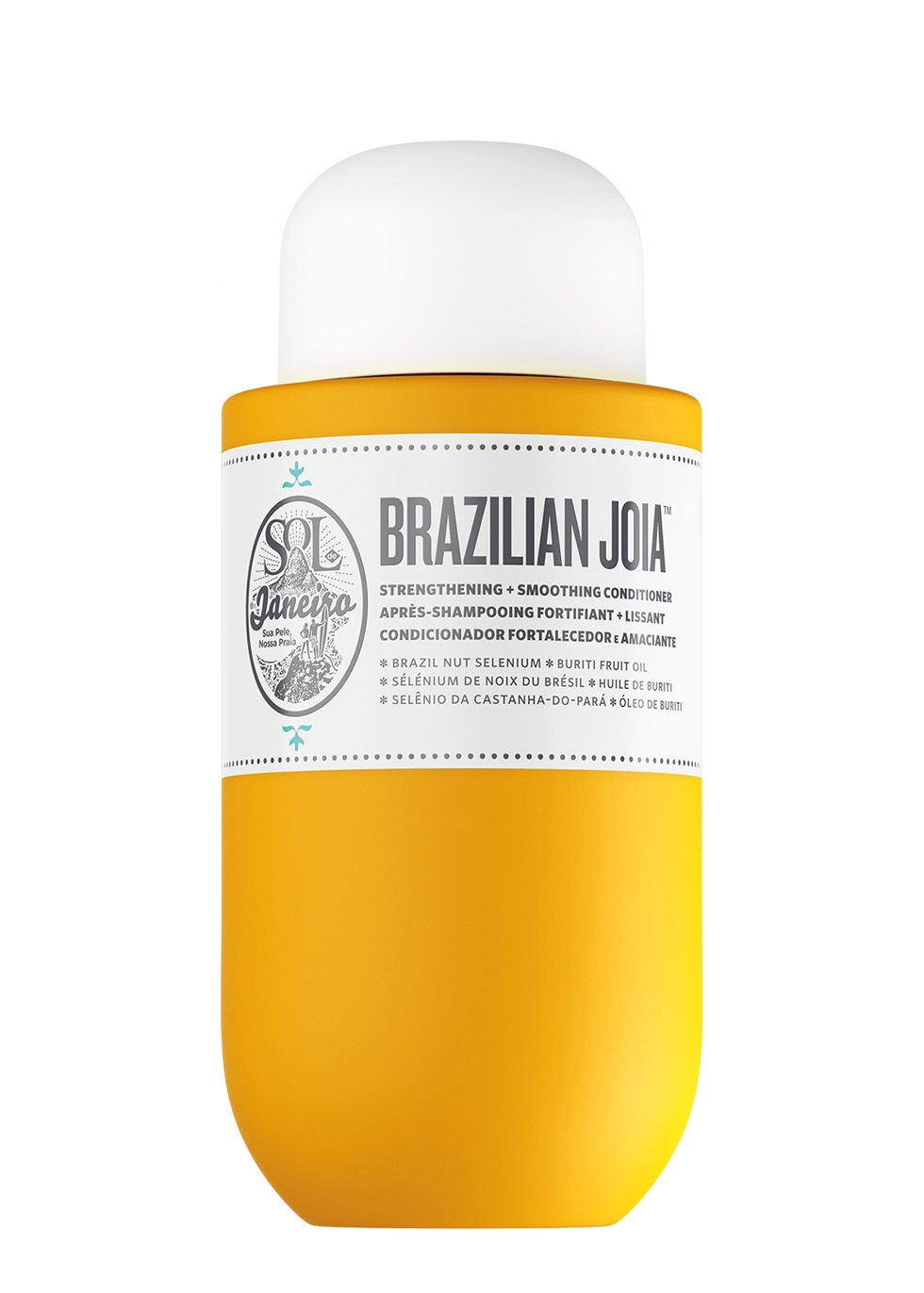Brazilian Joia Strengthening & Smoothing Conditioner 295ml