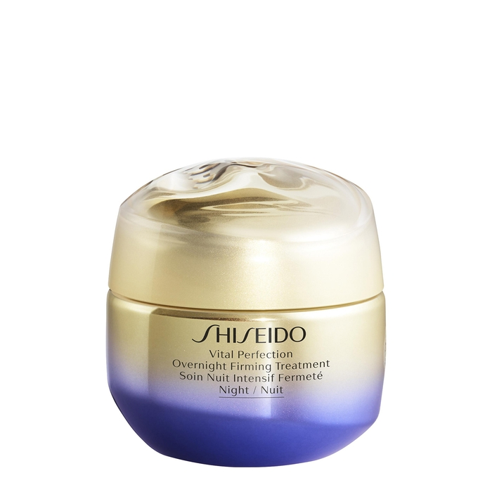 Shiseido Vital Perfection Overnight Firming Treatment (50ml) In White