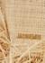 Le Petit Baci raffia cross-body bag - Jacquemus