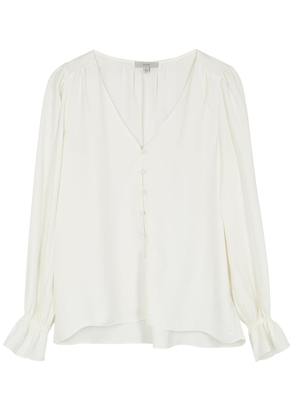 Bolona white blouse