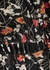 Huntlie floral-print georgette mini dress - JOIE