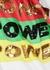 X Lakwena Mikey embellished cotton T-shirt - Alice + Olivia
