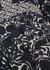 Cicladi navy printed silk dress - 'S Max Mara