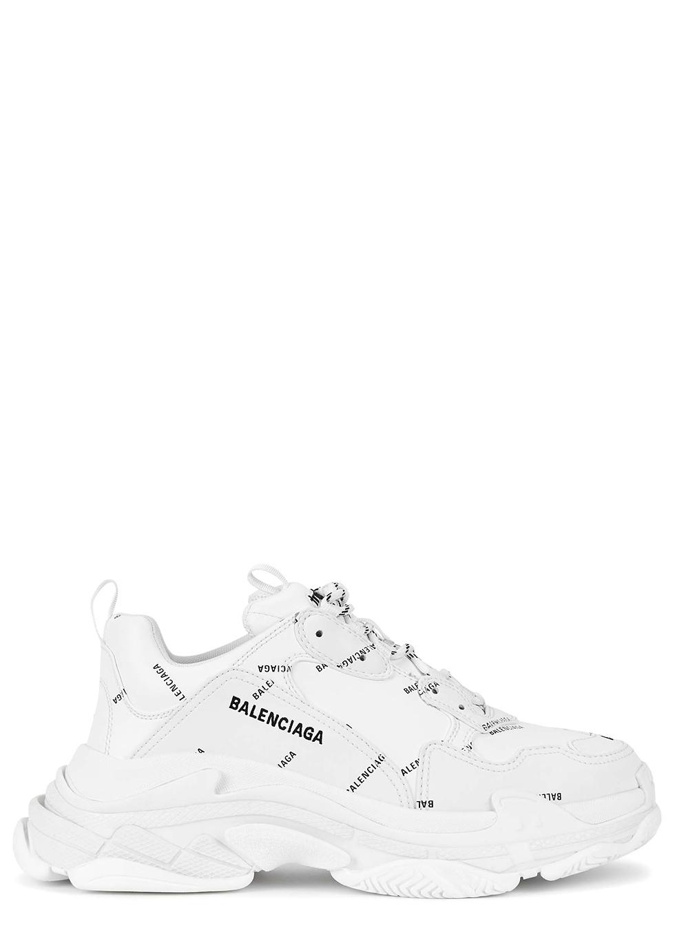 Balenciaga Bijenkorf Balenciaga schoenen Triple S Fila