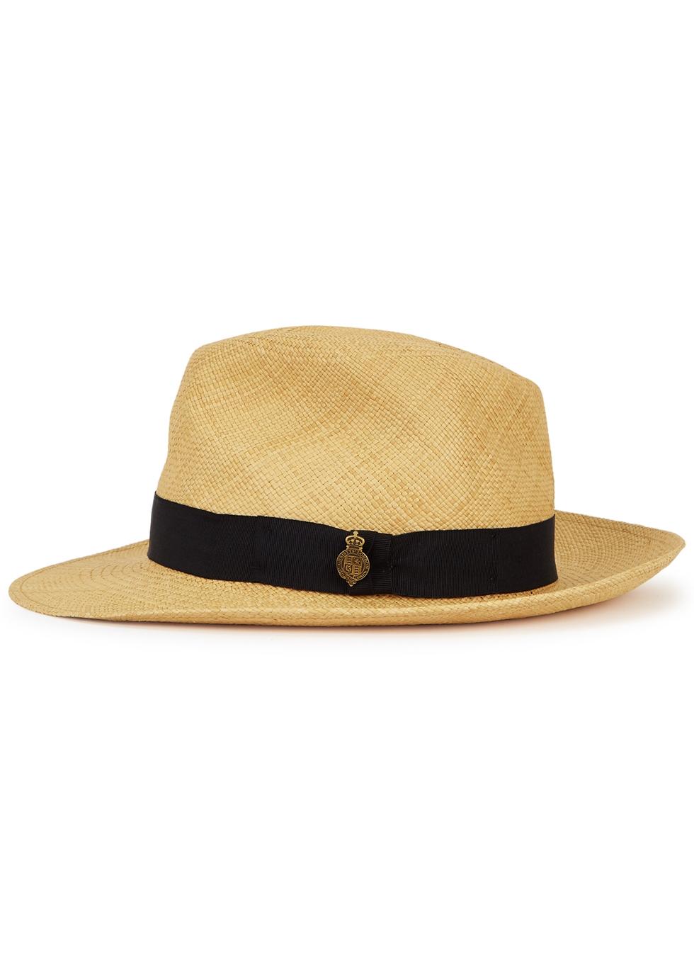 Notting Hill light brown panama hat