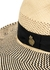 St Tropez straw wide-brim hat - Christys' London