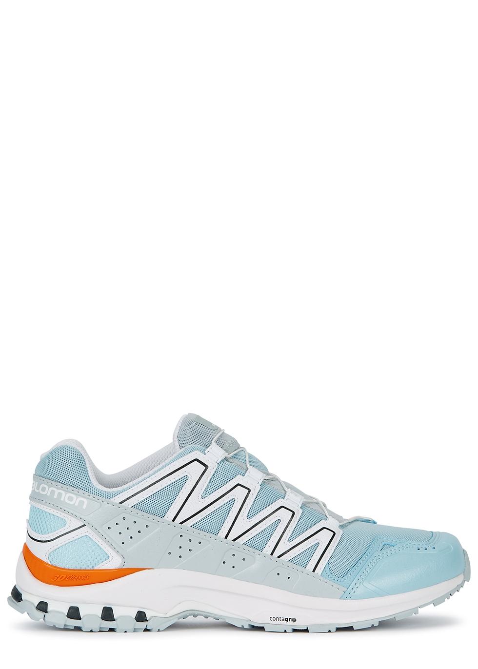 XA-COMP ADV blue mesh sneakers