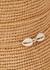 Lampshade straw panama hat - Sensi Studio
