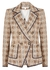 Theron checked bouclé tweed blazer - Veronica Beard