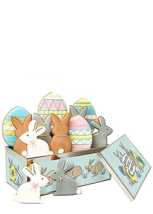 BISCUITEERS Easter Party Luxe Biscuit Tin