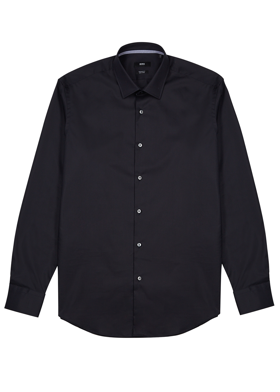 Gelson midnight blue cotton shirt