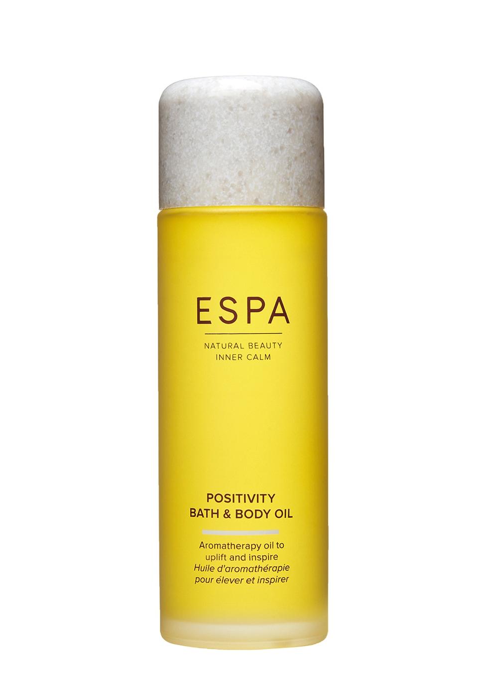 Positivity Bath & Body Oil