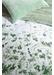 Leaf fronds super king duvet set green - Christy