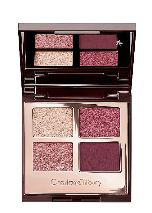 Luxury Eyeshadow Palette - Mesmerising Maroon - Charlotte Tilbury