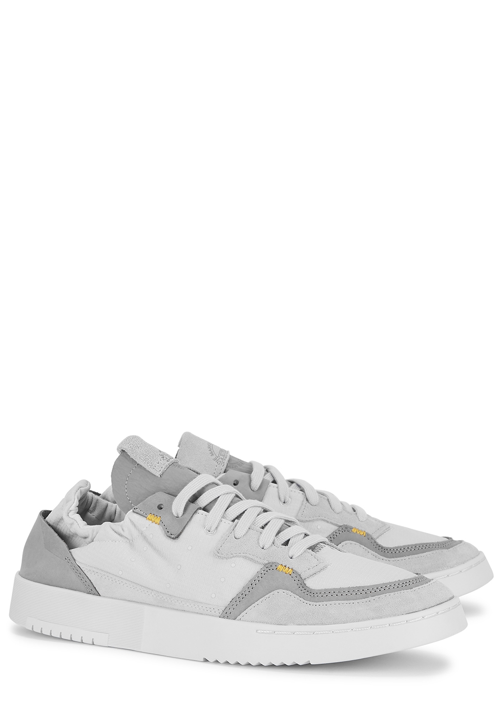 X Bed J.W. Ford Supercourt panelled sneakers