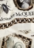 Cameo And Curiosities printed modal-blend scarf - Alexander McQueen