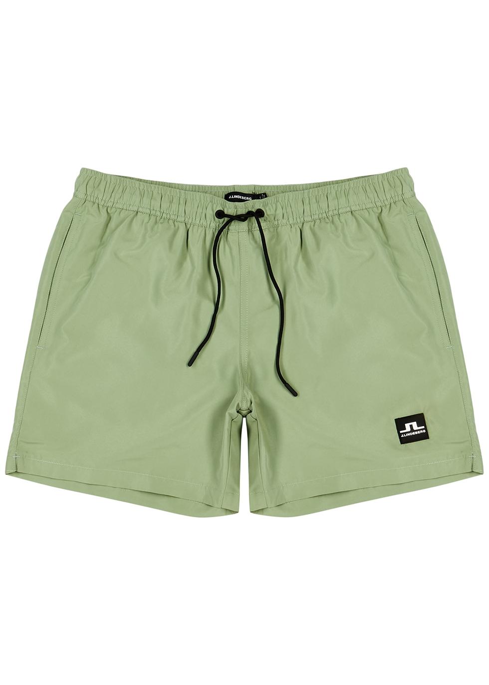 Banks sage shell swim shorts