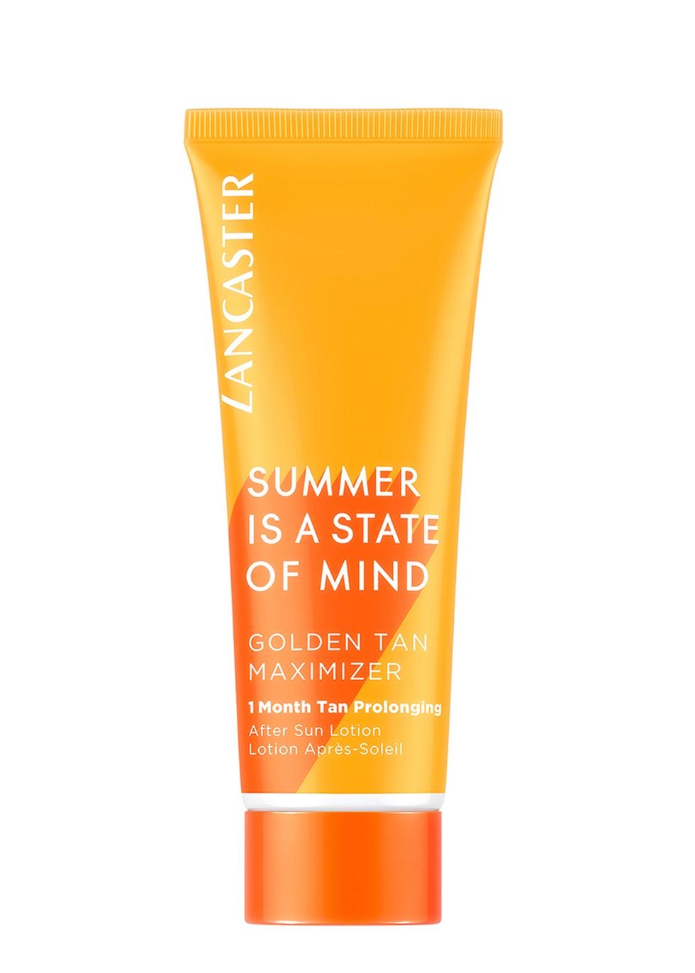 Golden Tan Maximizer Aftersun Lotion 75ml