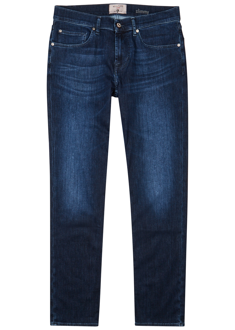 Slimmy Weightless blue slim-leg jeans