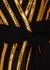 Pride sequin-embellished wrap dress - Galvan